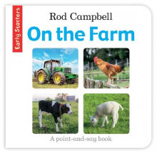 On the Farm av Rod Campbell (Pappbok)
