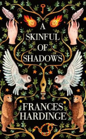 A Skinful of Shadows av Frances Hardinge (Innbundet)