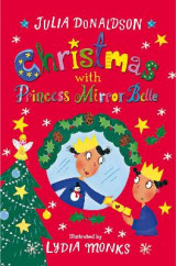Omslag - Christmas with Princess Mirror-Belle