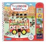 Omslag - The London Noisy Book