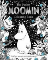 Omslag - The Pocket Moomin Colouring Book