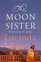 The Moon Sister av Lucinda Riley (Innbundet)