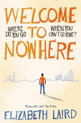 Omslag - Welcome to Nowhere
