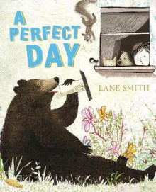 A Perfect Day av Lane Smith (Innbundet)