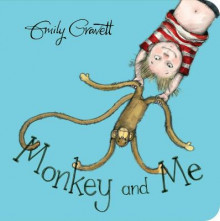 Monkey and Me av Emily Gravett (Pappbok)