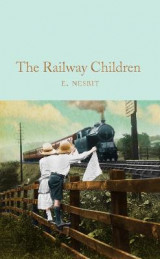 Omslag - The Railway Children