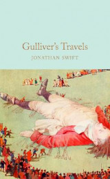 Omslag - Gulliver's Travels