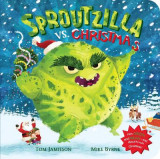 Omslag - Sproutzilla vs. Christmas