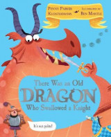 Omslag - There Was an Old Dragon Who Swallowed a Knight