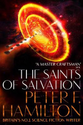 The Saints of Salvation av Peter F. Hamilton (Innbundet)