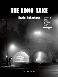 The Long Take av Robin Robertson (Innbundet)