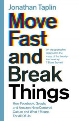 Omslag - Move Fast and Break Things
