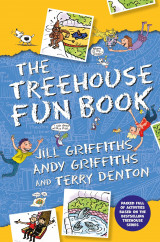 Omslag - The Treehouse Fun Book