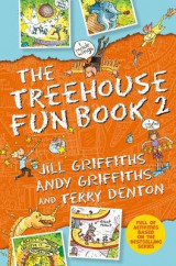 Omslag - The Treehouse Fun Book 2