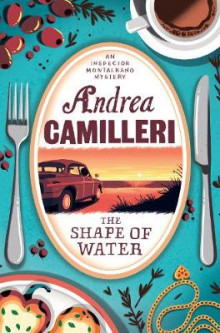 The Shape of Water av Andrea Camilleri (Heftet)