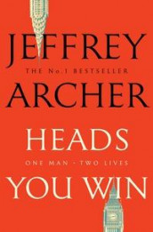 Heads you win av Jeffrey Archer (Innbundet)