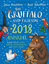 Omslag - The Gruffalo and Friends Annual 2018