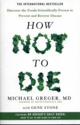 Omslag - How not to die