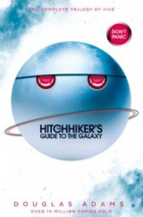 Omslag - The hitchhiker's guide to the galaxy omnibus