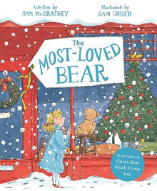 The Most-Loved Bear av Sam McBratney (Innbundet)