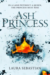 Omslag - Ash princess
