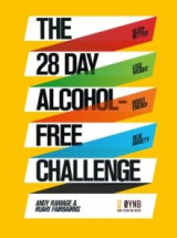 Omslag - The 28 day alcohol-free challenge