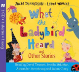 Omslag - What the Ladybird Heard and Other Stories CD