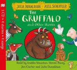 Omslag - The Gruffalo and Other Stories CD