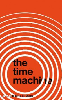 The Time Machine av H. G. Wells (Heftet)