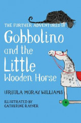 Omslag - The Further Adventures of Gobbolino and the Little Wooden Horse