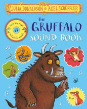 The Gruffalo Sound Book av Julia Donaldson (Innbundet)