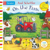Axel Scheffler On the Farm av Axel Scheffler (Kartonert)