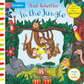 Axel Scheffler In the Jungle av Axel Scheffler (Kartonert)