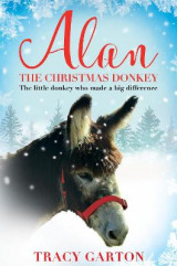 Omslag - Alan The Christmas Donkey