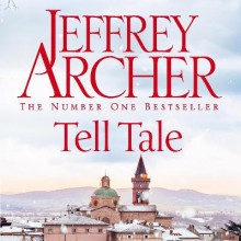 Tell Tale av Jeffrey Archer (Lydbok-CD)