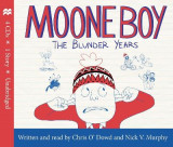 Omslag - Moone Boy: The Blunder Years