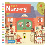 Omslag - Busy Nursery