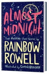 Omslag - Almost Midnight: Two Short Stories by Rainbow Rowell