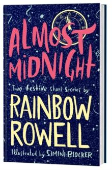 Almost midnight av Rainbow Rowell (Innbundet)