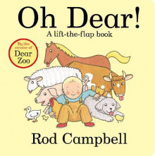 Oh Dear! 35th Anniversary Edition av Rod Campbell (Pappbok)