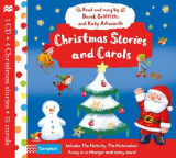 Omslag - Christmas Stories and Carols Audio