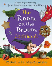 The Room on the Broom Cookbook av Julia Donaldson (Innbundet)