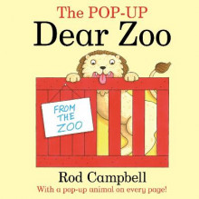 The Pop-Up Dear Zoo av Rod Campbell (Heftet)