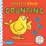 Omslag - Charlie Chick Counting