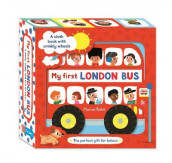 My First London Bus Cloth Book av Marion Billet (Tekstilbok)
