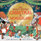 Omslag - The Night Before Christmas in Wonderland