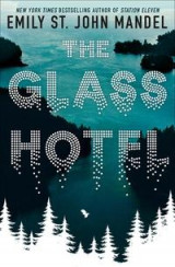 Omslag - The glass hotel