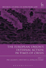 Omslag - The European Union's External Action in Times of Crisis