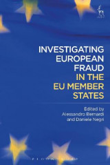 Omslag - Investigating European Fraud in the EU Member States