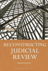 Omslag - Reconstructing Judicial Review